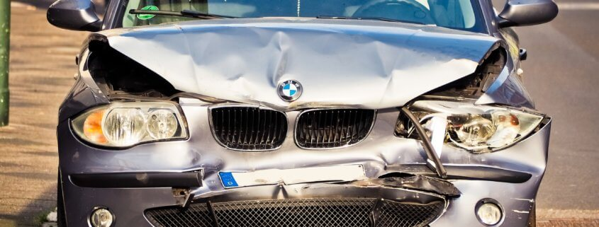What to do if you get into a car accident in Lubbock, TX